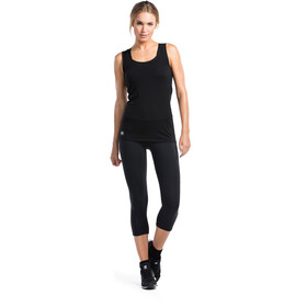 Mons Royale W's Bella Coola Tech Geo Tank Black